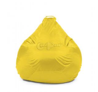 Кресло Груша Оксфорд Желтый XL