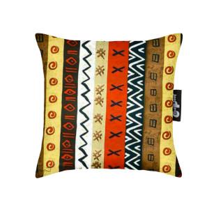 Декоративная Подушка Жаккард Африка