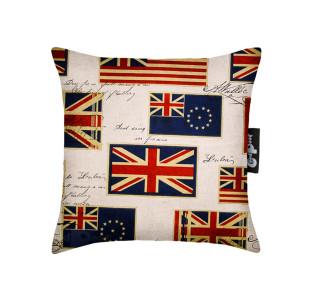 Декоративная Подушка Жаккард Флаг