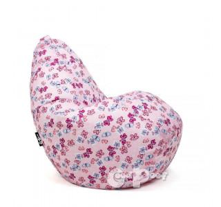 Детский Кресло Мешок Бабочки XL