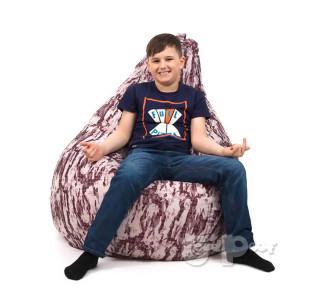 Детский Кресло Мешок Дымка XL