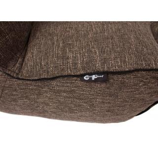 Бескаркасный Диван Мод II Brown Yarn