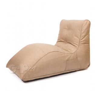 Бескаркасное Кресло Сатори Gold Sand