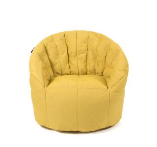 Бескаркасное Кресло Австралия Dijon Mustard
