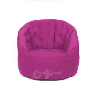 Бескаркасное Кресло Австралия Electric Pink
