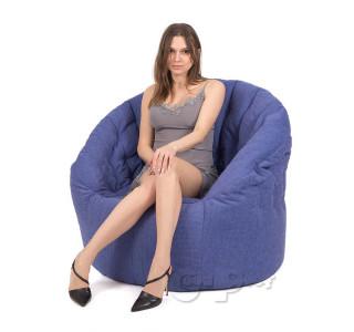 Бескаркасное Кресло Австралия Blue Lava