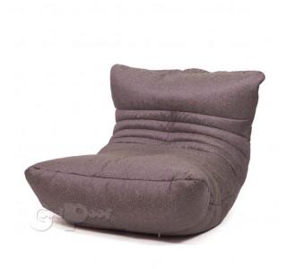 Бескаркасное Кресло Кокон Gray Frost
