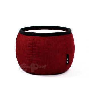 Бескаркасный Пуф Версус Red Cardinal