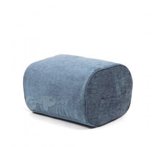 Бескаркасный Пуф Оттоман Blue Jeans