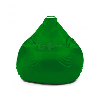 Кресло Груша Оксфорд Зеленый L
