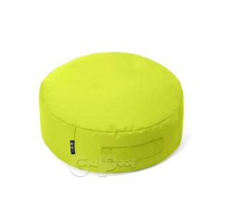 Бескаркасный Пуф Подушка Сидушка Neon Lemon