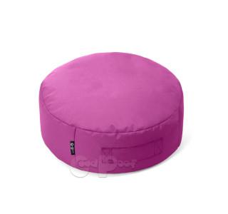 Бескаркасный Пуф Подушка Сидушка Neon Pink