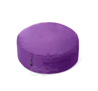 Бескаркасный Пуф Подушка Сидушка Neon Purple