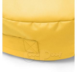 Бескаркасный Пуф Подушка Сидушка Yellow Sun
