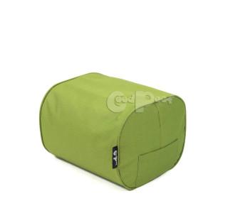 Бескаркасный Пуф Оттоман Green Lime
