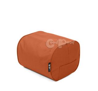Бескаркасный Пуф Оттоман Orange Brick