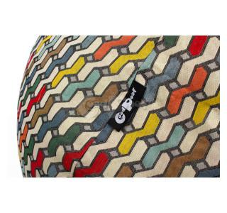 Кресло Груша Гобелен Мозаика XL