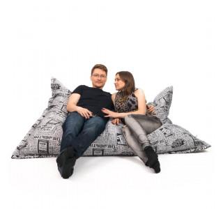 Кресло Подушка Шенилл Новости L