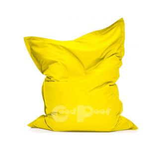 Кресло Подушка Нейлон Желтый L