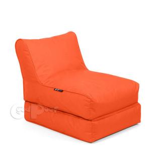 Бескаркасный Шезлонг Трансформер Orange Sunset
