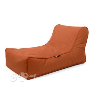 Бескаркасный Шезлонг Лаунж Orange Brick