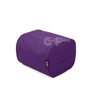 Бескаркасный Пуф Оттоман Neon Purple