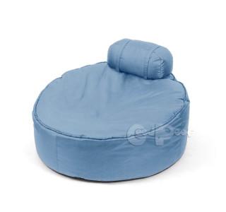 Бескаркасный Шезлонг Греция Blue Topaz