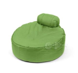 Бескаркасный Шезлонг Греция Green Apple