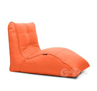 Бескаркасное Кресло Сатори Orange Sunset
