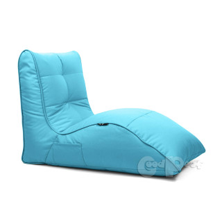 Бескаркасное Кресло Сатори Blue Topaz