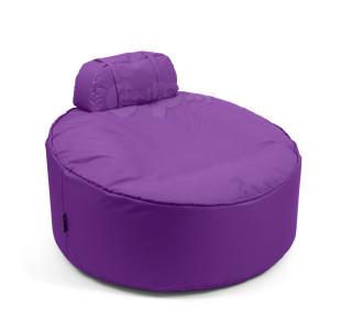 Бескаркасный Шезлонг Греция Neon Purple