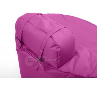 Бескаркасный Шезлонг Греция Neon Pink