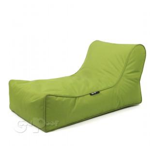 Бескаркасный Шезлонг Лаунж Green Lime